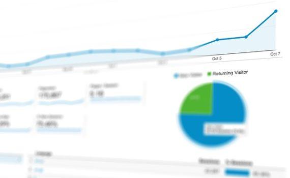 My old Google Analytics data is kinda blurry